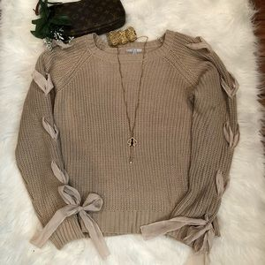 🆕 NWT🍁JUST IN! 🍁SANTORINI KNIT SWEATER